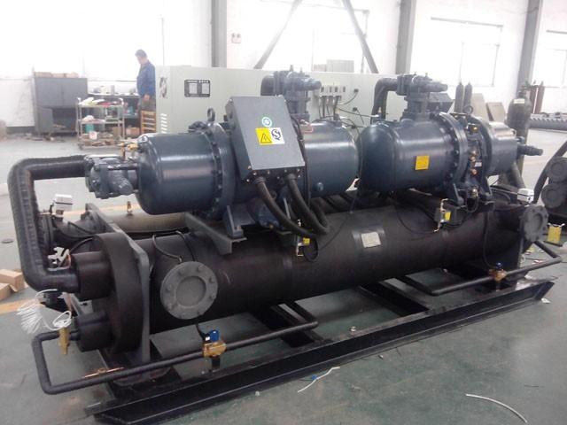 满液式地(水)源热泵机组004