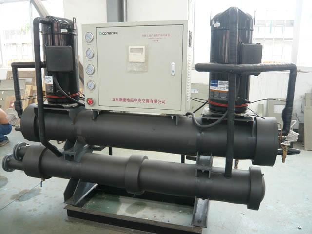 涡旋式地(水)源热泵机组001